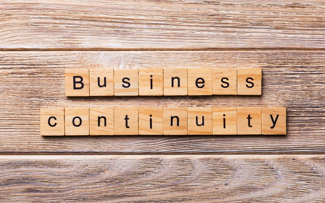 4 Simple Steps to Creating a Rock-Solid Business Continuity Plan